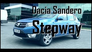 getlinkyoutube.com-Dacia Sandero Stepway 2013