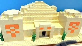 getlinkyoutube.com-LEGO Minecraft Desert Temple