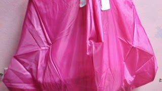 getlinkyoutube.com-Make an Upcycled Umbrella Grocery Bag - DIY Home - Guidecentral