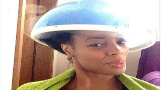 getlinkyoutube.com-Soin Profond avec mon Hair Steamer (+ bon plan)