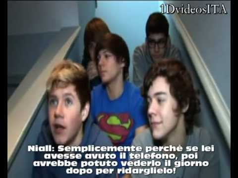 One Direction Video Diary (X Factor) Week 9 [SUB ITA]