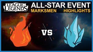 getlinkyoutube.com-[Highlights] Team Ice vs Team Fire / Marksman Mode / All-Star Los Angeles 2015