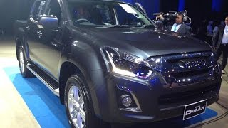 getlinkyoutube.com-Isuzu เปิดตัว D- MAX 2016  1.9Ddi Blue Power