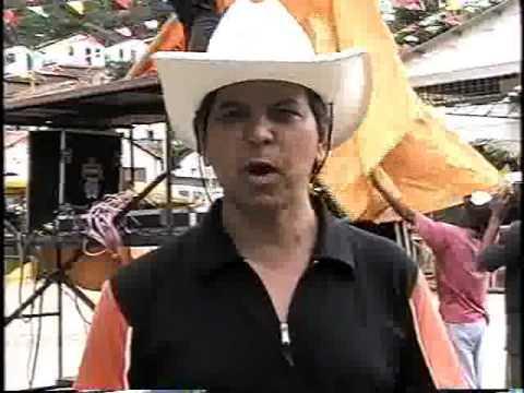 Luiz Granja Show em Sto Antonio do Jacinto MG com Riky e Robson