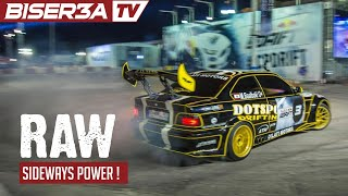 getlinkyoutube.com-Mouhamad Baalbaki - Red Bull Car Park Drift Lebanon 2015