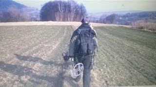 getlinkyoutube.com-wykopki 2014  MR  KOSIARZ  I GARRETT 350 AC  XP  DEUS  KOLEJNY WYPAD W TEREN METAL DETEKTOR