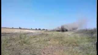getlinkyoutube.com-Удар в ответ: Артиллерия ВСУ в зоне АТО ответила на обстрелы