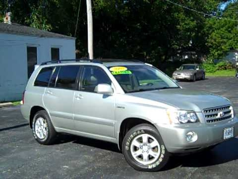 2003 Toyota Highlander Problems, Online Manuals and Repair ...