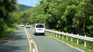 getlinkyoutube.com-The All-New Nissan NV350 Urvan: Fun test to Pico De Loro