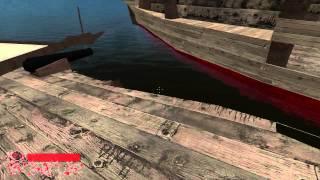 getlinkyoutube.com-Пиратские бои в Garry's Mod