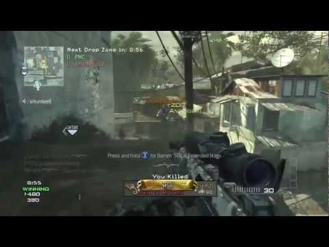 MW3 - Sick 8 Man Feed + Reaction