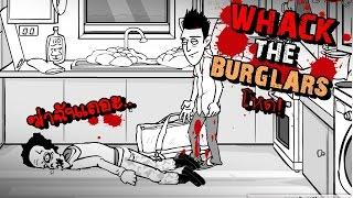 getlinkyoutube.com-วิธีฆ่าโจรชอบตีท้ายครัว!! - Whack the Burglars