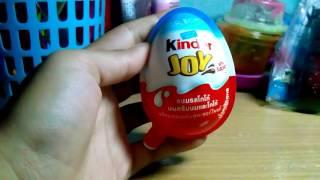 getlinkyoutube.com-แกะไข่คินเดอร์จอย