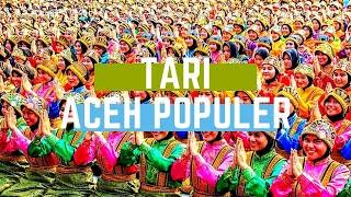 getlinkyoutube.com-Tarian Tradisional Aceh - Meuseukat