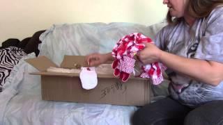 getlinkyoutube.com-Reborn box opening Jola sculpt by Romie Strydon