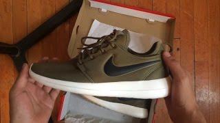 Nike Roshe Two Black White Mens Roshe Two Air Max Shoes
