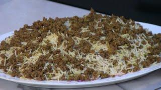 getlinkyoutube.com-Mung Dal Rice - Mash Pulao - Afghan Specialty Recipe