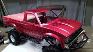 getlinkyoutube.com-RC4WD TrailFinder2 - Basecoat and Design