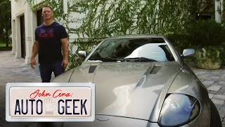 FORD Aston Martin from James Bond 007!? - John Cena: Auto Geek