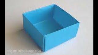 getlinkyoutube.com-How To Make A Paper Box