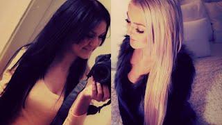 getlinkyoutube.com-Black to Blonde // How I Went from Black Hair to Blonde - deutsch german