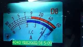 アマチュア無線機Eスポ強烈電波  世界のおキチ その2 アメリカ NO.1