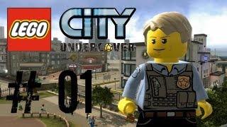 getlinkyoutube.com-Let's Play: Lego City Undercover [Blind] # 01 - Die Vebrecherjagd kann beginnen :D