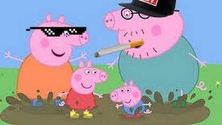 getlinkyoutube.com-Peppa pig -  Um dia de muito sexo