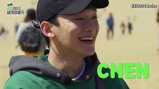 [ENG SUB] Travel The World On EXO's Ladder CBX Version Teaser 3