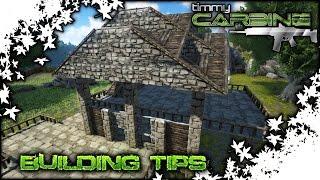 getlinkyoutube.com-Ark:SE Building Tips || TimmyCarbine