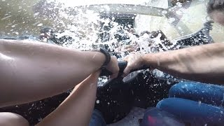 getlinkyoutube.com-River Quest 2015 (Full HD 60fps) POV | Phantasialand Brühl