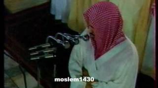 getlinkyoutube.com-Quran  نادر صالح بن حميد صلاة القيام من الحرم المكي 1412هـ