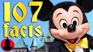 getlinkyoutube.com-107 Disneyland Facts YOU Should Know! (ToonedUp #75) - @ChannelFred