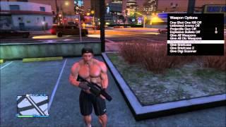 GTA 5 : PRÉSENTATION DE MON MOD MENU (1.18)