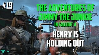 getlinkyoutube.com-Fallout 4 Role Play - Episode 19: Henry Is Holding Out