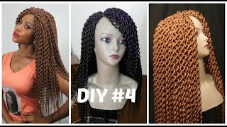 getlinkyoutube.com-DIY #4: Senegalese Loose Twist Wig!