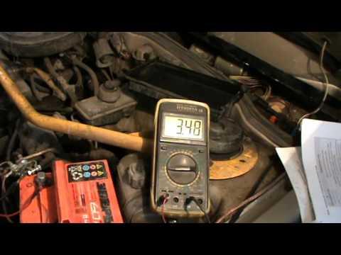 Почему разряжается аккумулятор? И как найти причину. Совет автоэлектрика.