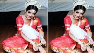 Deepika Singh's Odissi Performance   #TellyTopUp