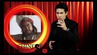 getlinkyoutube.com-Chinese Story-中国故事- TCCTV-ครูพี่ป๊อป-สามก๊ก-จู กัด เหลียง-ขงเบ้ง-บุคคลสำคัญของจีน (4/6)