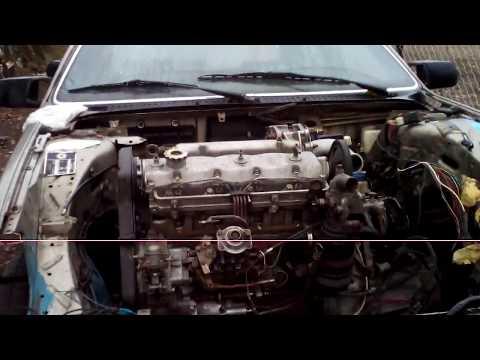Ремонт Lancia Tema. Продолжаю собирать мою машинку. Мелкая и нудная работа с кишками.