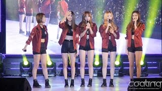 151010 임실치즈축제 EXID Full Version/직캠 (Fancam) (Horizontal)