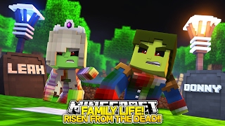 getlinkyoutube.com-Minecraft FAMILY LIFE: LITTLE DONNY RISES FROM THE DEAD w/ BABY LEAH!! Custom Roleplay.