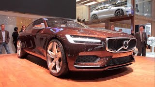 getlinkyoutube.com-2015 Volvo Concept Estate - 2014 Geneva Motor Show