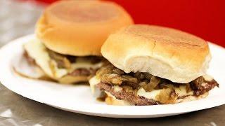 getlinkyoutube.com-Cheeseburg Eating World Record!! (Insane Comeback)