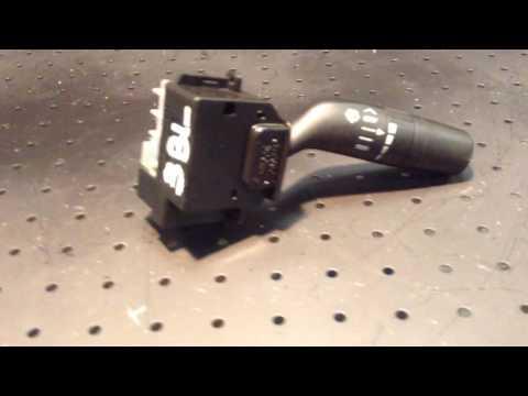 Переключатель стеклоочистителей Mazda 3 BL