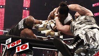 getlinkyoutube.com-Top 10 Raw moments: WWE Top 10, August 24, 2015