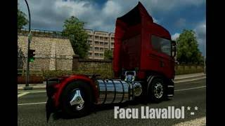 getlinkyoutube.com-Fotos Del Euro Truck Simulator 2(Argentina)