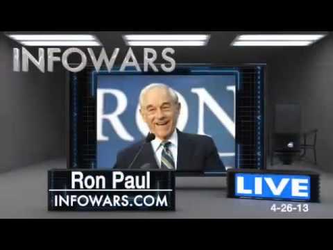 Alex Jones And Ron Paul: The Warning Of What Is To Come Post-Boston Bombings