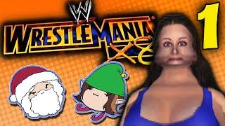 getlinkyoutube.com-Wrestlemania X8: Soft as Cake - PART 1 - Game Grumps