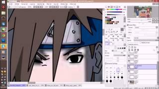 Editing old Team Gai -- Yusu, Shinji & Nanaka --
